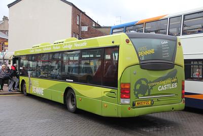 Arriva North East 4660 Carlisle Bus Station 2Sep 18