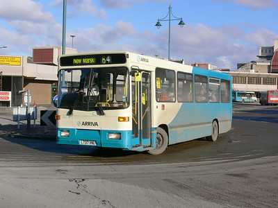 Arriva North East 1663 Brentnall St Middlesbrough 1 Feb 09