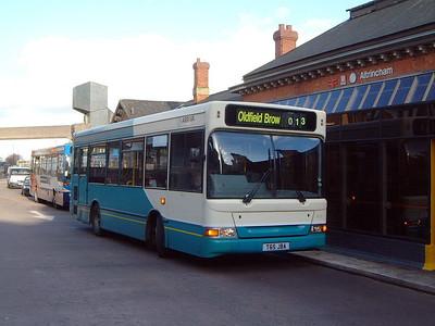 Arriva Man 0813 Altrincham Nov 03