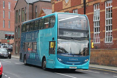 Arriva Cymru 4639 George Street Chester Sep 17