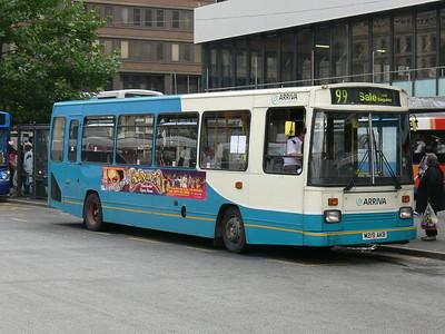 Arriva Man 1219 Picadilly Bus Stn Mcr Oct 06