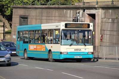 Arriva Merseyside 2314 St Georges Place Liverpool Oct 11