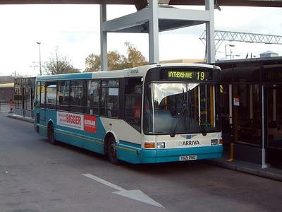 Arriva Man 7621 Altrincham Nov 03