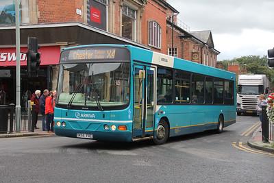 Arriva Cymru 2518 Love Street Chester Sep 17