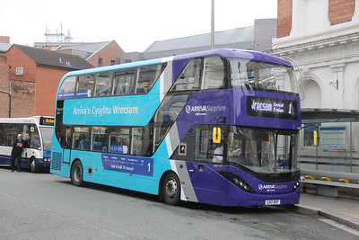 Arriva Cymru 1004 City Road Chester Sep 17