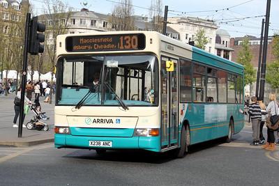 Arriva Man 2238 Piccadilly Gdns Mcr Apr 10