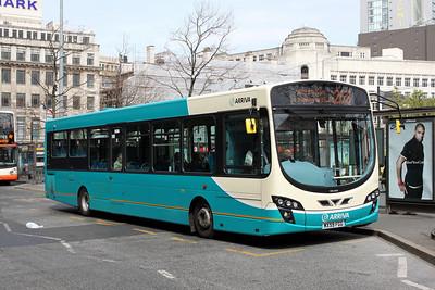 Arriva Man 2998 Piccadilly Gdns Mcr Apr 10