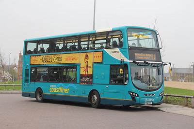 Arriva Cymru 4479 Chester Bus Station Apr 14