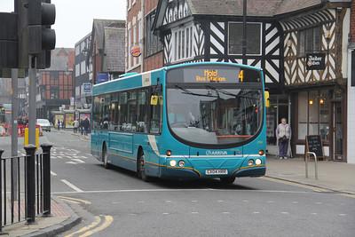 Arriva Cymru 2794 Foregate St Chester Apr 14