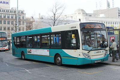 Arriva Man 2741 Piccadilly Gdns Mcr Apr 10