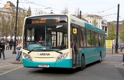 Arriva Man 2742 Piccadilly Gdns Mcr Apr 10
