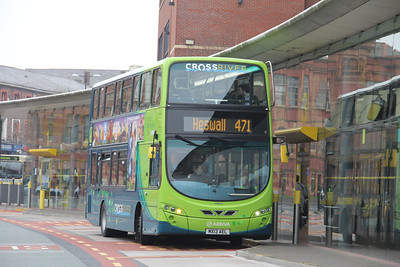 Arriva North West Buses and Coaches in the 21st century