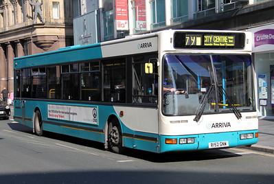 Arriva Merseyside 2402 Nth John St Liverpool Oct 11