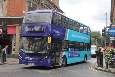 Arriva Cymru 1008 Love Street Chester Sep 17