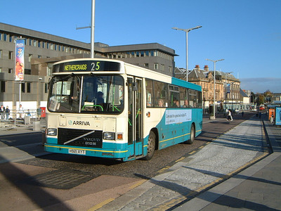 Arriva Scotland West 2001 and onwards