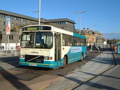 Arriva Scotland West 2001 and onwards