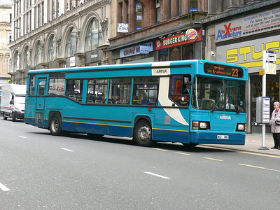 Arriva SW 0260 Union St Glas Jul 08