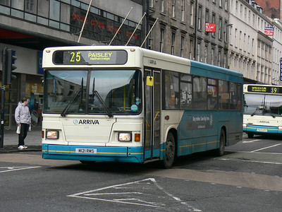 Arriva SW 0269 Union St Glas Mar 09
