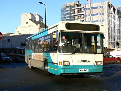 Arriva SW 0259 Renfrew St Glas Dec 08