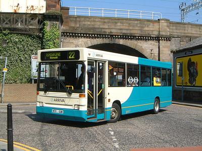 Arriva SW 0411 Smithhills St Paisley May 04