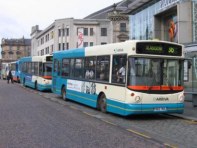 Arriva SW 0416 Gauze St Paisley Apr 05