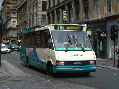 Arriva SW 0223 Renfield St Glas Aug 03