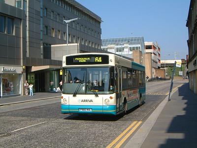 Arriva SW 0420 Smithhills St Paisley May 04