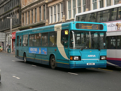 Arriva SW 0267 Union St Glas Mar 09