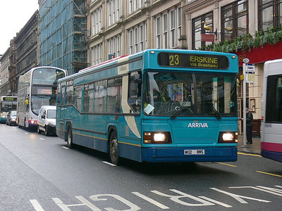 Arriva SW 0260 Renfield St Glas Apr 08