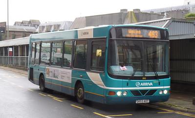 3952 - GK53AOT - Guildford (bus station)