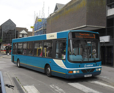 3926 - GK51SZD - Guildford (Friary bus station) - 16.8.11