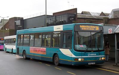 3942 - GK52YVG - Guildford (bus station)