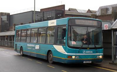 3929 - GK51SZG - Guildford (bus station)