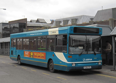 3090 - P290FPK - Guildford (Friary bus station) - 16.8.11