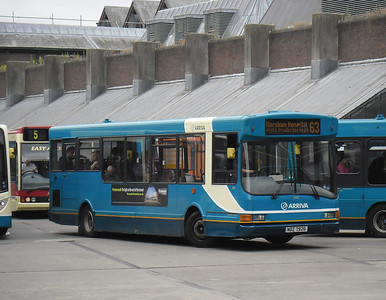 3112 - NDZ7926 - Guildford (Friary bus station) - 16.8.11