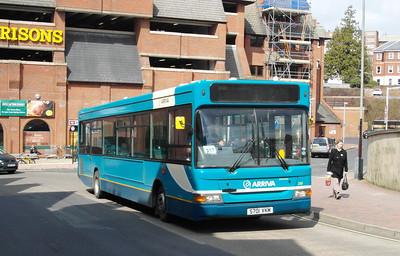 3701 - S701VKM - Tunbridge Wells (railway station) - 2.4.13