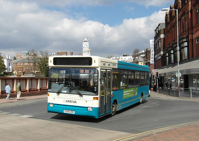 3099 - R299CMV - Tunbridge Wells (railway station) - 2.4.13