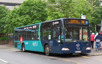 3903 - BX56BTW - Woking (Cawsey Way)