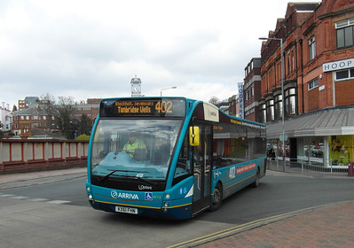 4213 - KX61FHN - Tunbridge Wells (railway station) - 2.4.13
