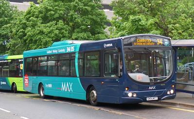 3734 - GN54MYT - Woking (Cawsey Way)