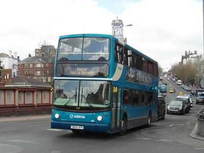6439 - GN04UFH - Tunbridge Wells (railway station) - 2.4.13