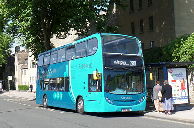5440 - SN58EOO - Oxford (New Road) - 27.8.13