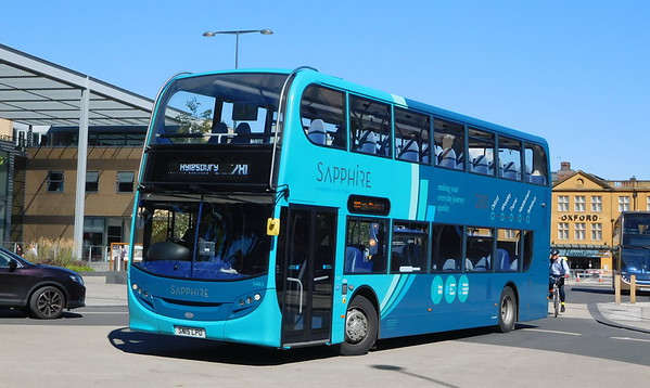 Arriva the Shires