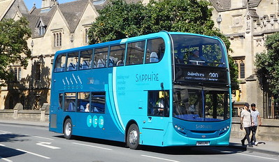 5467 - SN15LPX  - Oxford (High St)