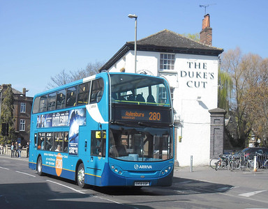 5434 - SN58EOF - Oxford (Park Green St) - 1.4.12