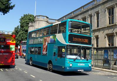 6310 - Y527UGC - Oxford (St Aldate's) - 27.8.13