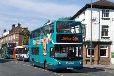 6000 - KL52CWN - Oxford (Park End St) - 27.8.13