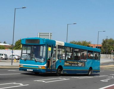 3536 - T424LGP - Slough (William St) - 15.9.12