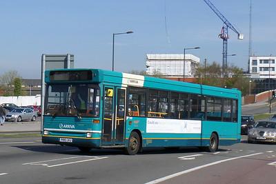 3388 - P195LKJ - Slough (Stoke Road)