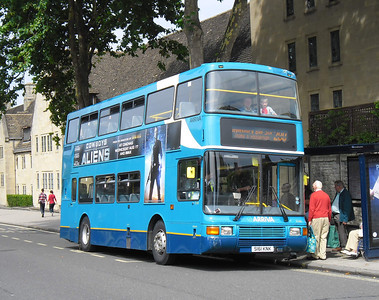 5161 - S161KNK - Oxford (New Road) - 19.8.11